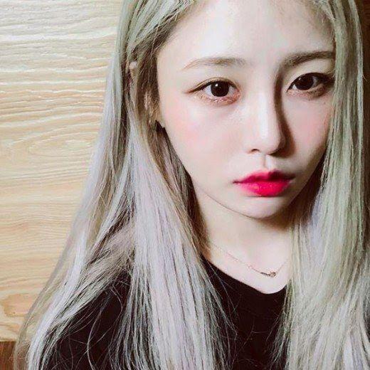 Kasper Updates With A Selca After Her Yook Jidam Scandal Kasper Korean Idol Scandal