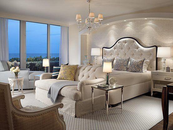Mid Century Modern Bedroom Set Design Ideas You Ll Love In 2020 Luxurious Bedrooms Master Bedrooms Decor Grey Bedroom Design