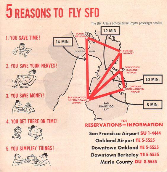 5 Reasons to Fly SFO