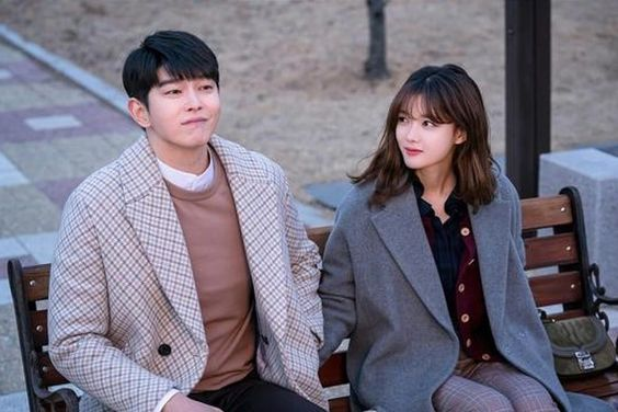 "Yoon Kyun Sang And Kim Yoo Jung Enjoy A Romantic Date In ""Clean With Passion For Now"""
