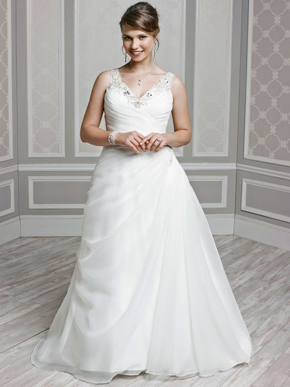 Pinterest the world s catalog of ideas for Private label wedding dresses