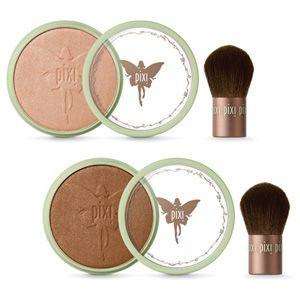 Pixi Beauty Bronzer & Kabuki