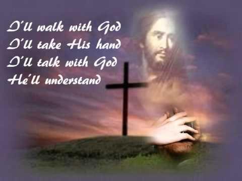 I'll Walk With God - Karaoke Version Chords - Chordify