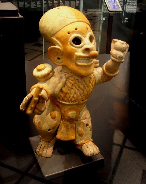 Shaman Terracotta 500 Bc 500 Ad From Ecuador Jama Coaque Culture Ecuador Travel Ecuador Quito
