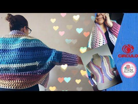 Sueter Retangular Croche Passo A Passo Youtube Roupas De