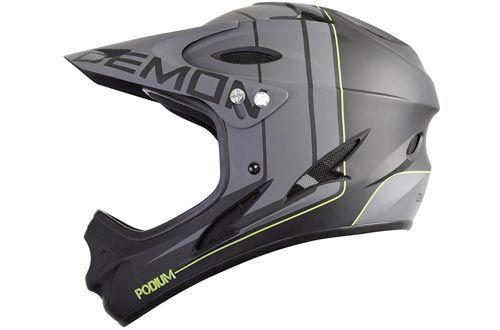 Demon Podium Full Face Mountain Bike Helmet Mountain Bike Accessories Mountain Bike Helmets Bike Helmet