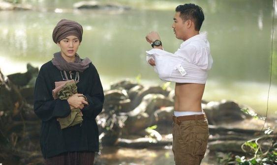 Kim cương thần bí Thái Lan