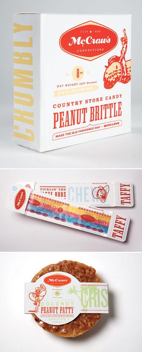 cool vintage ephemera inspired packaging