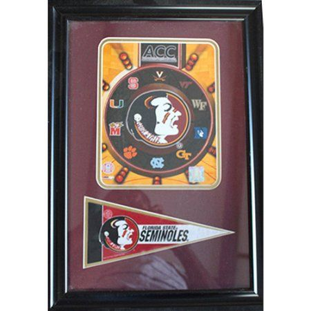 buy ncaa fsu pennant frame at