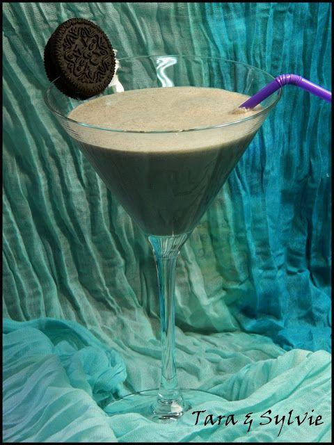 Sweet Oreo Martini