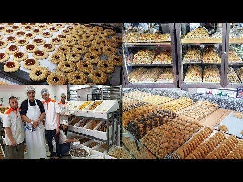 أكثر من 30 شكل حلويات و طريقة الخليط لتزيين الحلويات سلسلة أطباق بلادي المغرب حلقة 60 Youtube Macarons Matzo Bread