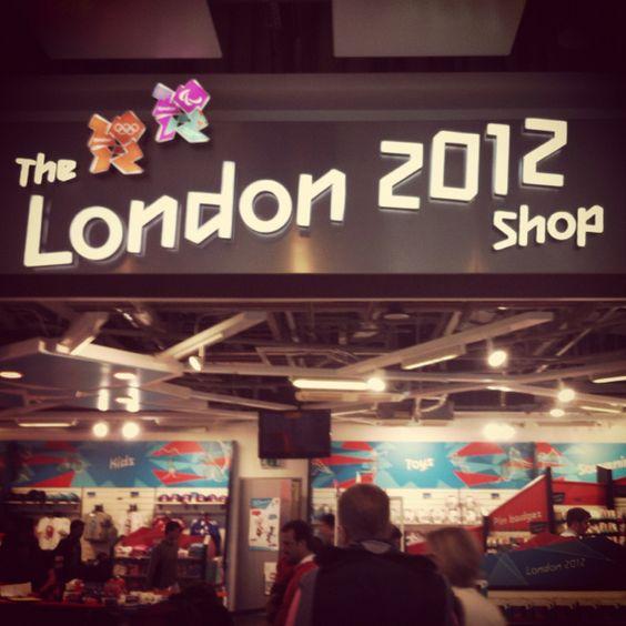 London 2012 at Heathrow