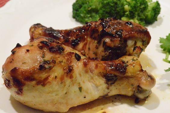 Plan-It Dinner | Honey Orange Chipotle Chicken, Lemony Broccoli, Baked Sweet…