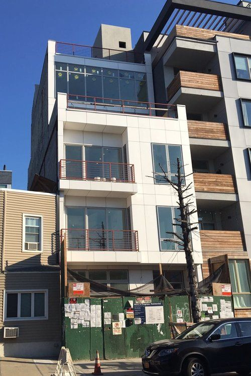135 Bayard Street M Development Luxury Condo Apartment Building Architecture