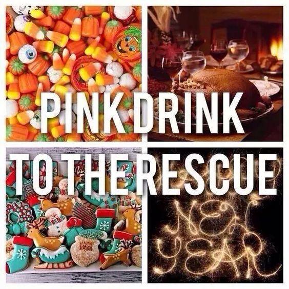 I love my #PinkDrink! Blood sugars DOWN, Cholesterol DOWN!!!