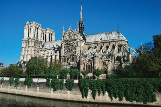 Notre Dame de Paris- One of the best places we visited!