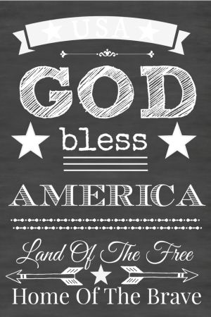 memorial day god bless the usa