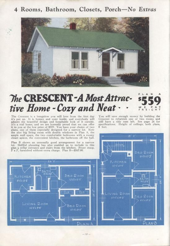 New Liberty Homes Lewis Manufacturing Co Free Download Borrow And Streaming Liberty Home Vintage House Plans Small House Plans