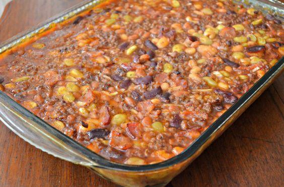Texas cowboy bean recipe