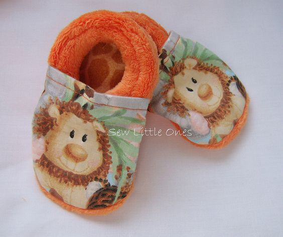 Cute ideas for soft baby shoes