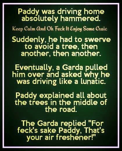 Dirty Irish Jokes One Liners Pictures to Pin on Pinterest ...