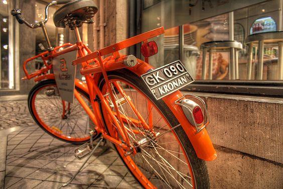 Oranje Kronan Bicycle
