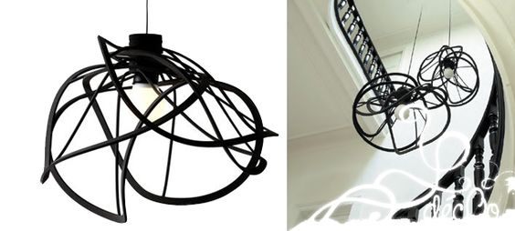 luminaire bloom de la ligne roset 2012 luminaire lights pinterest ligne roset. Black Bedroom Furniture Sets. Home Design Ideas