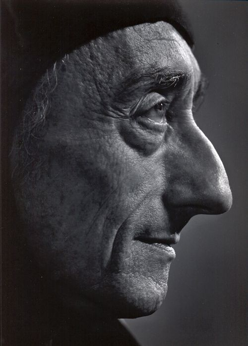 Jacques-Yves Cousteau (11 June 1910 – 25 June 1997) was a French naval officer, explorer, conservationist, filmmaker, innovator, scientist, photographer, author and researcher who studied the sea and all forms of life in water. He co-developed the Aqua-Lung (SCUBA).