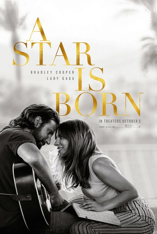 A Star Is Born 2018 D S Orig Movie Poster 2 Sided 27x40 Cooper