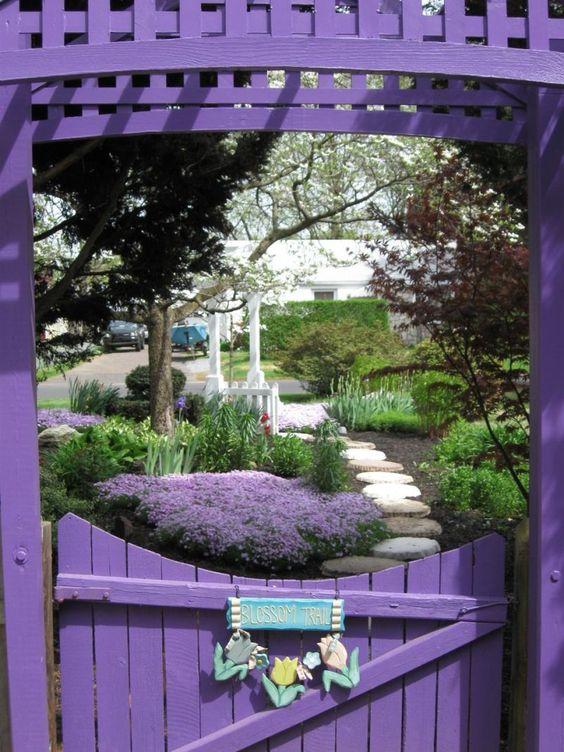 Lavender garden ideas landscaping ideas garden ideas for Garden design ideas lavender