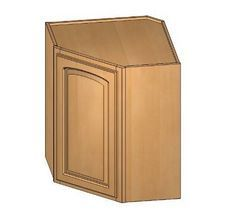 How to Build a Diagonal Wall Kitchen Cabinet | Wall Cabinets, Cabinets ...