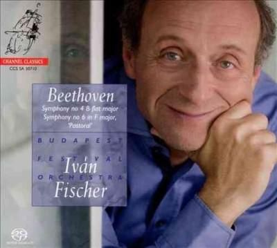 Budapest Festival Orchestra - Beethoven: Symphonies Nos. 4 & 6