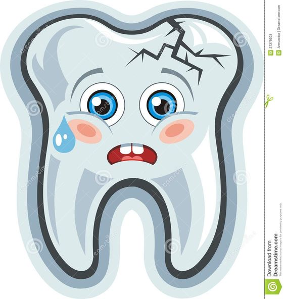 happy tooth clip art vector cartoon cute crying tooth