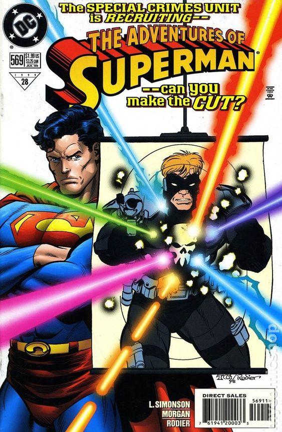 Adventures of Superman #569