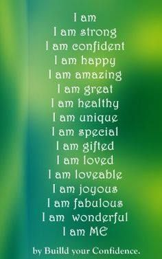 #recovery #affirmations