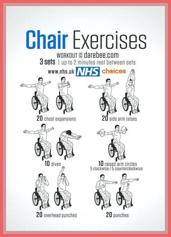 52 Reference Of Chair Exercises Seniors Pdf In 2020 Stoel Oefeningen Oefeningen Voor Ouderen Ergotherapie Activiteiten
