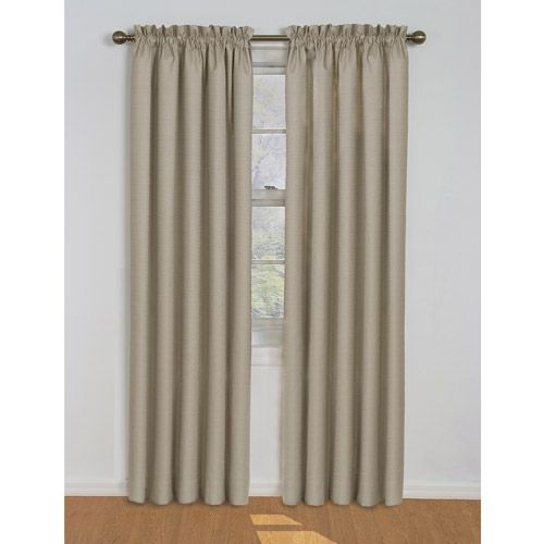 Eclipse Samara Blackout Energy Efficient Curtain Walmart The O 39 Jays And Blackout Curtains