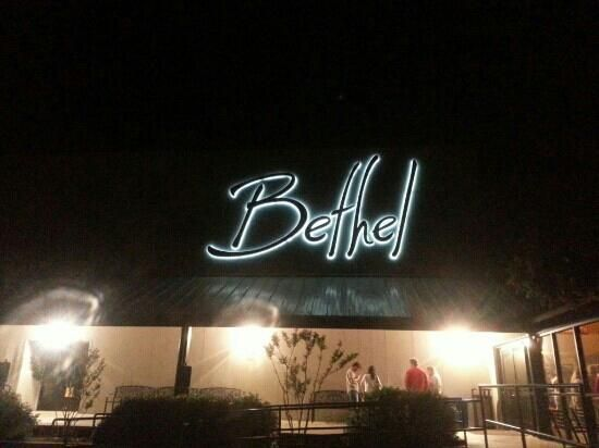 Bethel Church, Redding, CA-- Someday I will get there