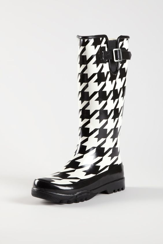 LOVE! Sperry rain boots