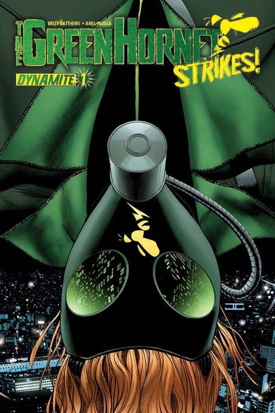 Green Hornet *John Cassaday