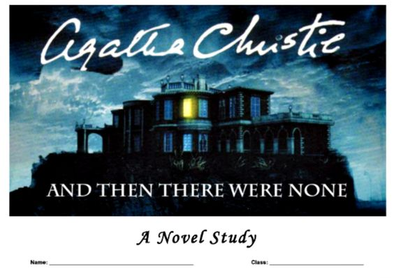 "an analysis of agatha christies novel and then there were none It was a beautifully crafted and acted event now lifetime is bringing us ""and  then there were none"" based on agatha christie's classic novel."