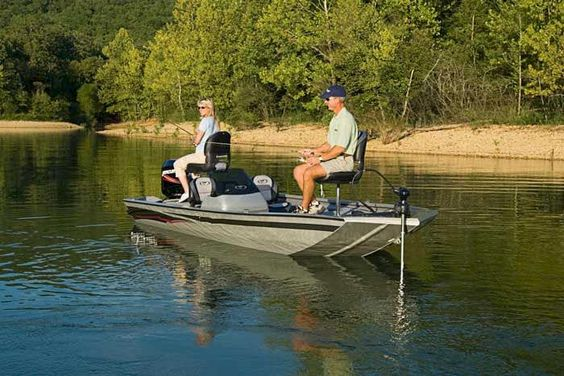 Bass boat rentals on lake fork texas fishing in the for Lake fork fishing hot spots