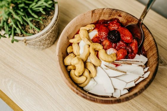 ما هي فوائد الكاجو Food Organic Recipes Nutritional Value Of Fruits