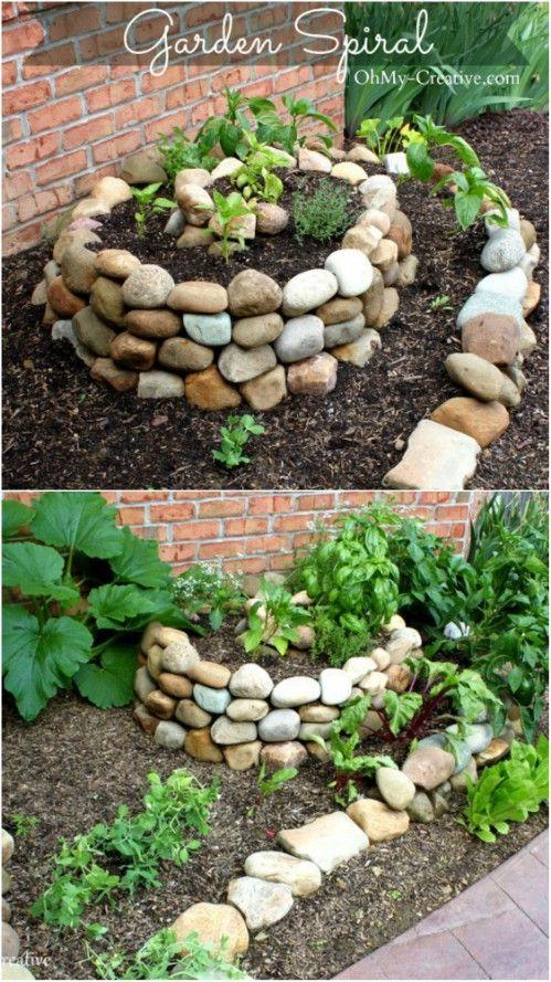 10 Gorgeous And Easy Diy Rock Gardens Rock Garden Design Rock Garden Landscaping Diy Landscaping