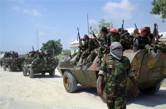 Drone AS Tewaskan Empat Anggota Al-Shabaab - Kiblat