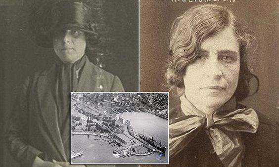 razor gangs sydney 1920s women - photo#4