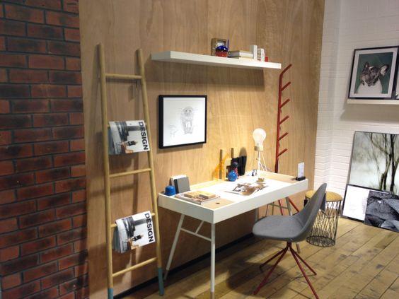Boconcept Cupertino Desk With Ottawa Chair Design