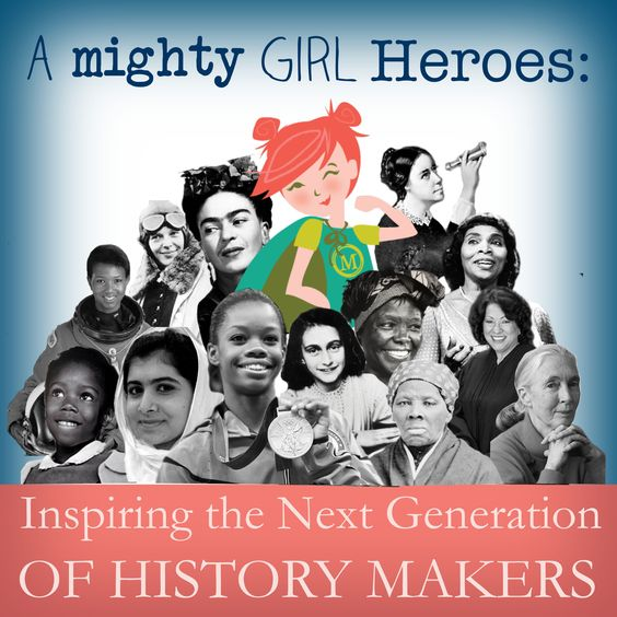 Top Books for Young Readers about Women's History: A Mighty Girl's Collection of nearly 400 books about remarkable girls and women from around the world: