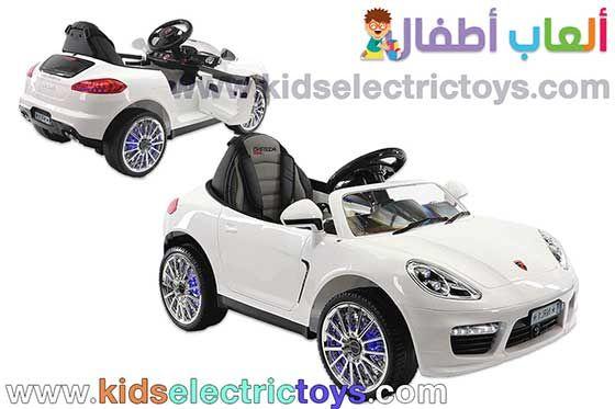 سيارة اطفال شحن حقيقية Porsche Toy Car Childcare