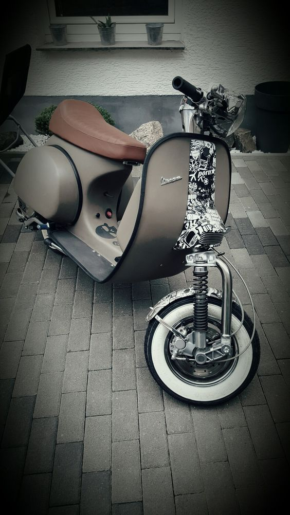 Vespa PX Custom